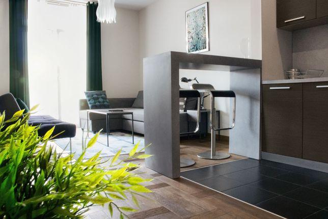 Apartament 45m2, ścisłe centrum, osobna sypialnia + salon z kuchnią