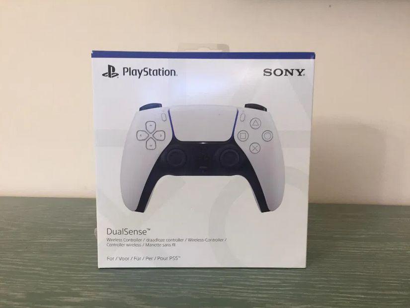 Pad do PlayStation 5 nowy zaplombowany Dziećmierowo - image 1