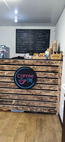 ПРОДАМ действующую кофейню
