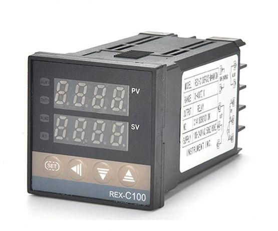 Regulator temperatury REX C-100 PT-100