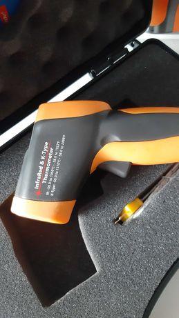 Termômetro digital a infravermelhos