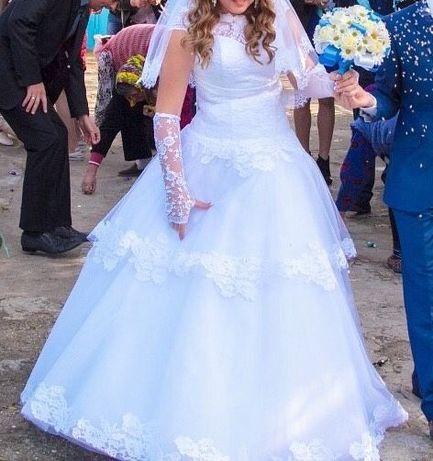 Свадебное платье, самовывоз