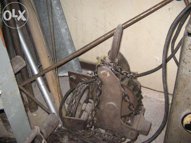 winda łańcuchowa ręczna