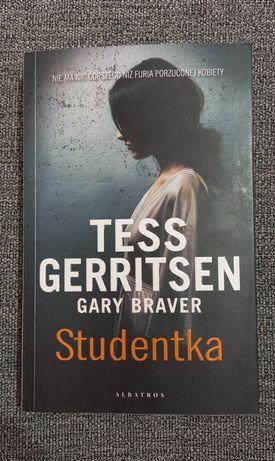 "Tess Gerritsen ""Studentka"""