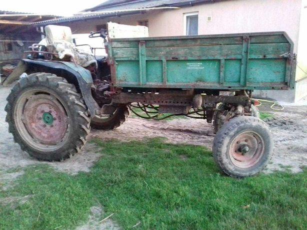 Трактор Т 16, новый редукторный стартер