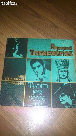 """Ryszard Tarasewicz """"Twoim jest serce me"""" Arie operowe i piosenki"""