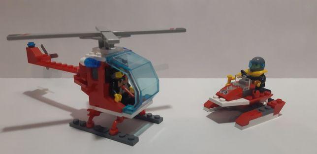 Конструктор пожарники