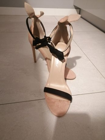 Nowe Sandałki na Szpilce