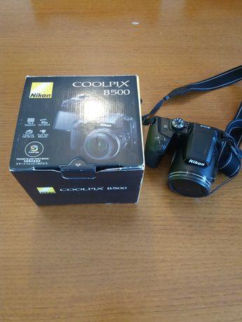 Máquina fotográfica Nikon Coolpix B500 COMO NOVA