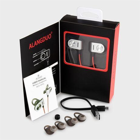 Наушники беспроводные Bluetooth ALANGDUO EP01