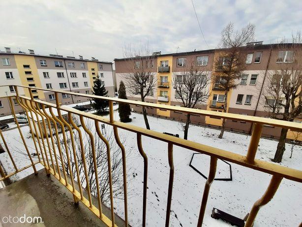 2 pokoje/ balkon/ do remontu/os. Grunwaldzkie