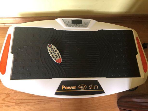 Profesjonalna platforma wibracyjna Power Slim marki Healthy Life