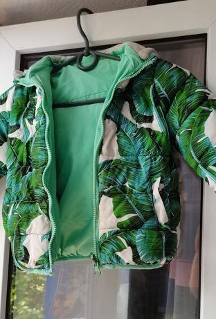 Куртка на девочку 3-4г.
