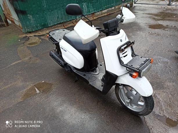 Yamaha gear інжекторна