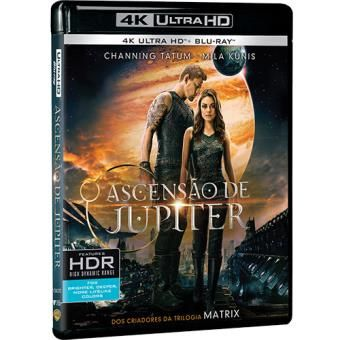 Jupiter Ascending (4K Ultra HD + Blu-Ray)