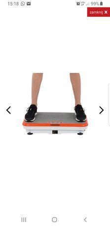 Do ćwiczeń, steper, platforma wibracyjna Vibro shaper, wysyłka.