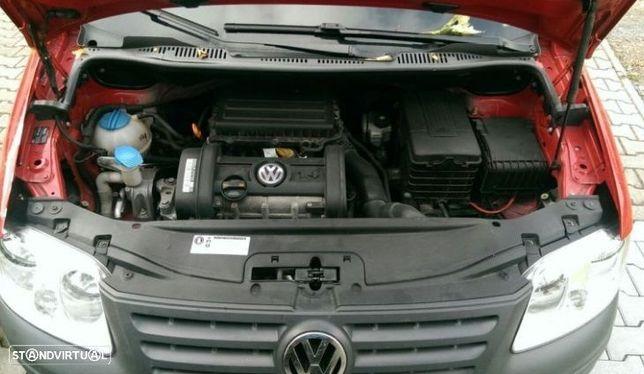 Motor Volkswagen Golf Polo Caddy 1.4i 16v 80cv BUD BXW CGGA CGGB Caixa de Velocidades Arranque
