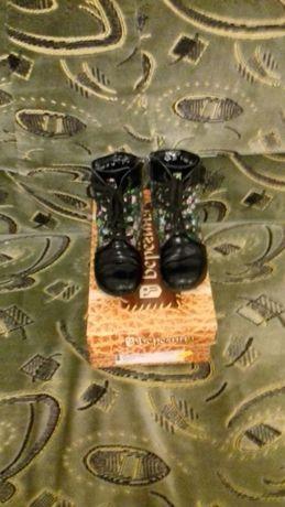 Детские димесезонные ботинки