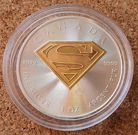 Supermen srebro 2016