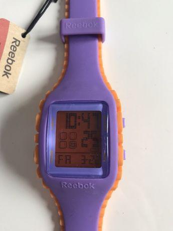 Reebok zegarek unisex nowy fioletowy