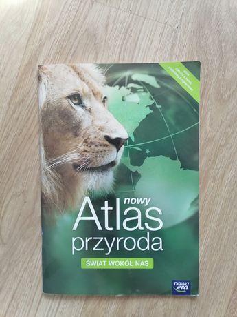 Nowy atlas przyroda wokół nas