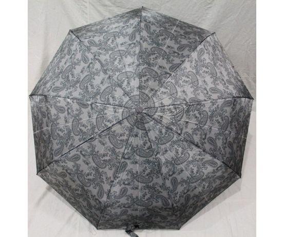 Женский зонт полуавтомат 9 спиц антиветер атласный зонт сатин