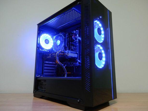 Игровой ПК Intel/s1151/i5-7400/GTX 960 4GB/8GB DDR4/SSD+500GB/580W/RGB