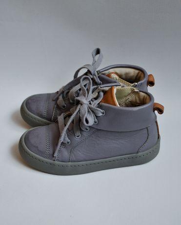 Кожаные ботинки clarks 17см