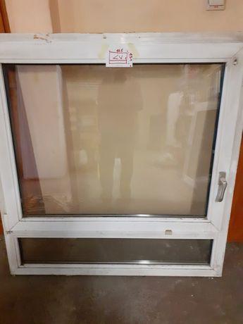 Okno PCV używane