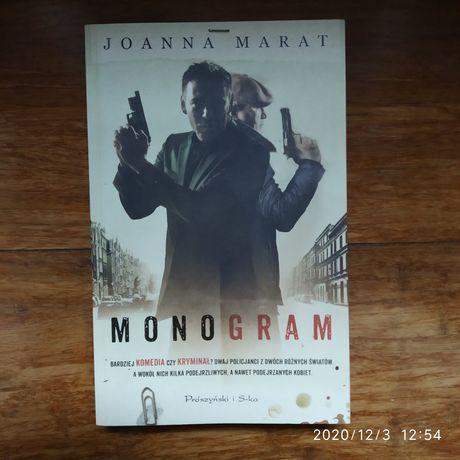Joanna Marat monogram