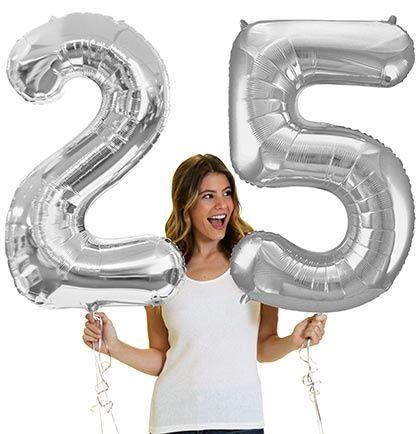 balony cyfry 1m wys balony gumowe sprzedaż napełnianie helem 24H