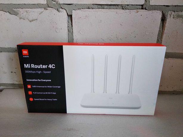 WiFi роутер Xiaomi Mi wifi router 4C Global версия