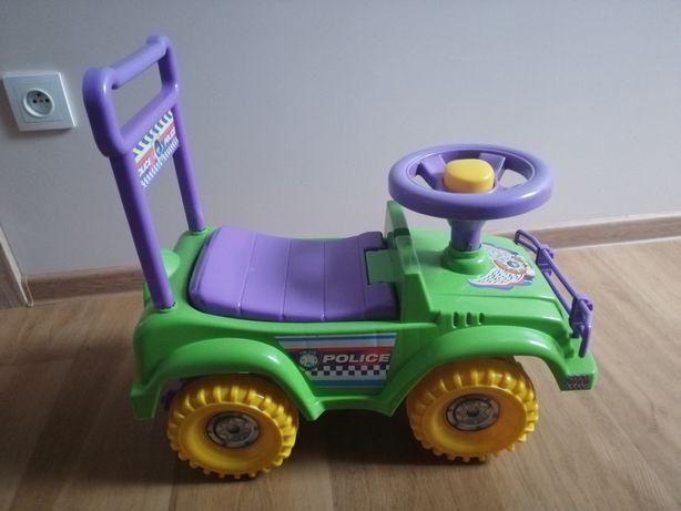 Samochód pchacz jeździk