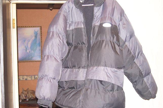 Куртка пуховик XXXXL 56 размера