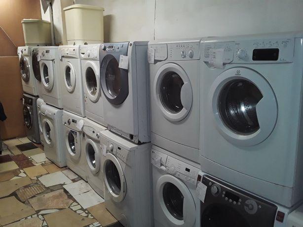 Продажа стиральных машинок автомат с гарантией от