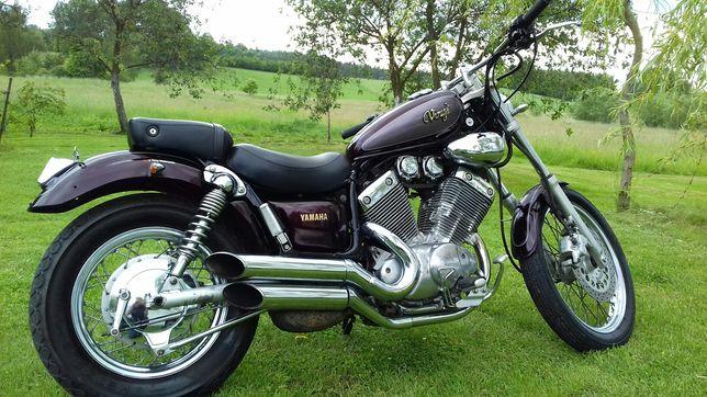 Yamaha virago 535 ładna