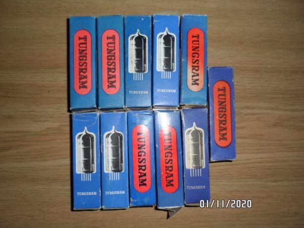Радиолампа PCF80,ECL82,ECL86,ECH81,E81H,EBF80,EF184,18046,EF80,E81L
