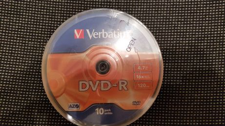 DVD-R диски Werbatim