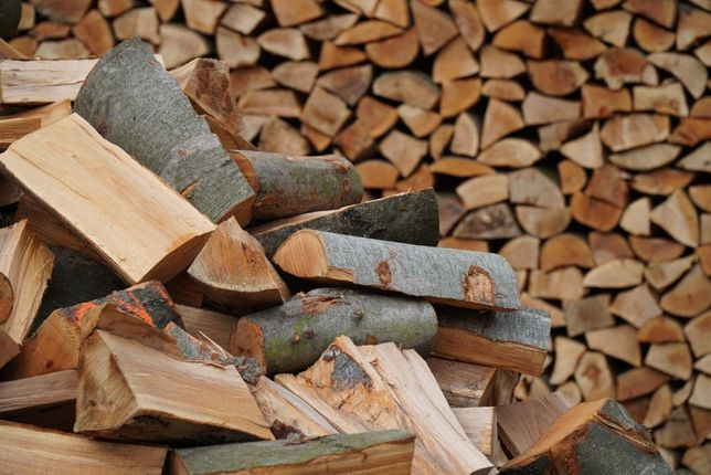 BUK DĄB AKACJA BRZOZA Drewno Opałowe Kominkowe Sezon