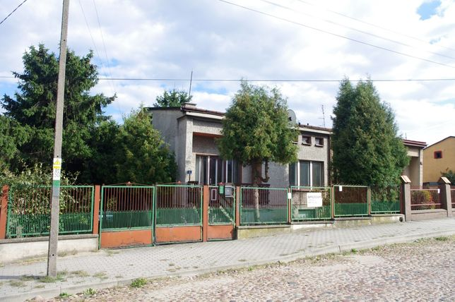 Dom 98m działka 748m w centrum Warty, ul.Garncarska - Nowa Cena!!!