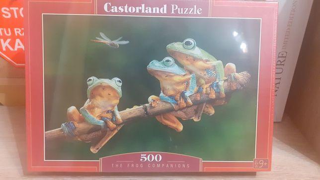 Puzzle 500 Nowe w folii !!!