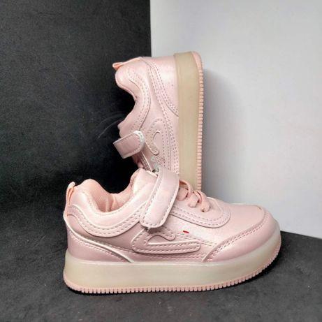 АКЦИЯ от be-angel.com.ua: Кроссовки для девочки с 21 по 31 размер