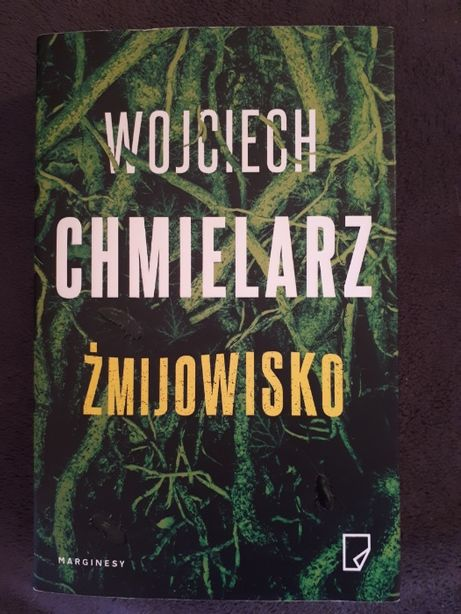 Żmijowisko Wojciech Chmielarz *AUTOGRAF*