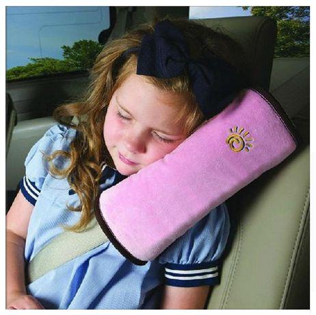 Almofada Cinto Segurança/Almofada Automóvel Criança
