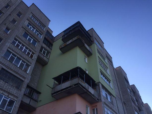 Утепление Фасадов . Высотные Работы . Промышленный альпинизм