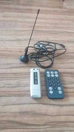 PC TV telewizja na laptopie lub PCcie DVBT