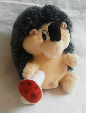 Игрушка ёжик мягкий плюшевый для ребёнка подарок для дома
