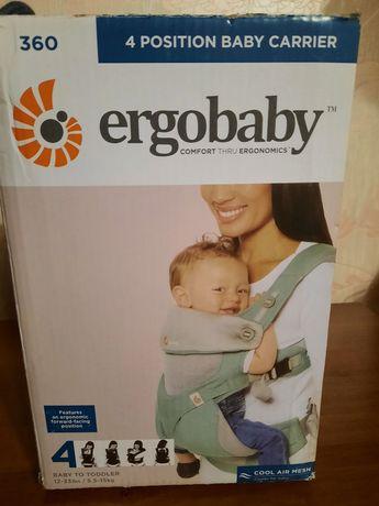 Рюкзак переноска Ergo Baby 360 Carrier