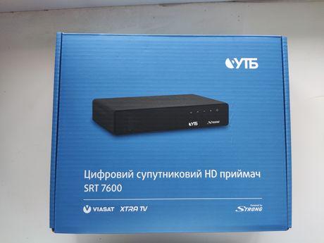 Цифровой спутниковый HD приемник SRT 7600