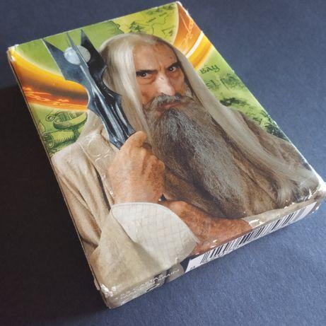 Senhor do Anéis - Baralho de cartas